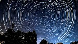 North Star (STAR TRAILS) Time-lapse HD! - YouTube