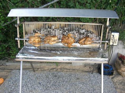 barbecue verticale en inox pour une cuisson saine sans fum 233 e et une cuisson impeccable