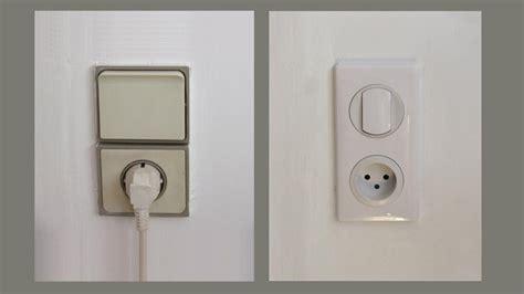 changer une prise de courant avec interrupteur