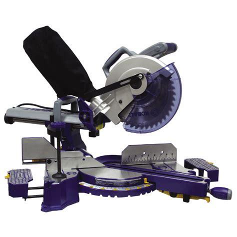 shop kobalt 10 in 15 bevel sliding laser compound