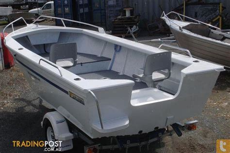 The Open Boat Full Summary by Horizon 525 Easyfisher Pro Deluxe Tiller Steer Aluminium