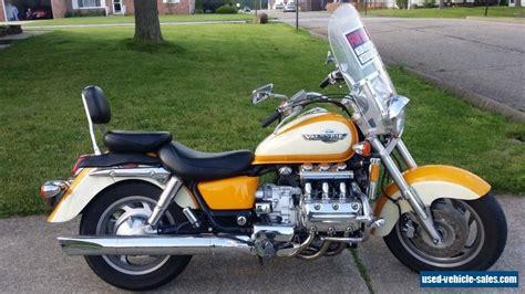 1998 Honda Valkyrie For Sale In Canada