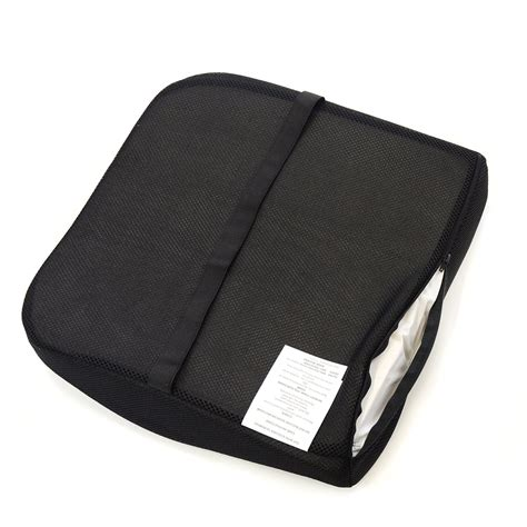 Memory Foam Seat Cushion For Lower Back Support & Seat