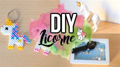 Diy Deco Chambre Licorne 🌙 Youtube