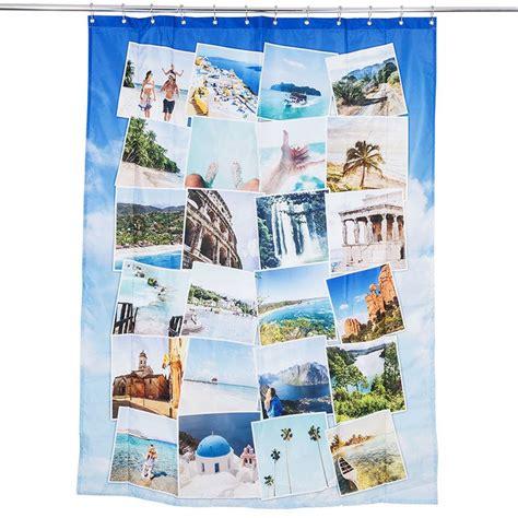 rideau de personnalis 233 rideau de original avec photos