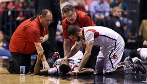 The Decade's Most Cringe-Worthy Basketball Injuries   Men ...