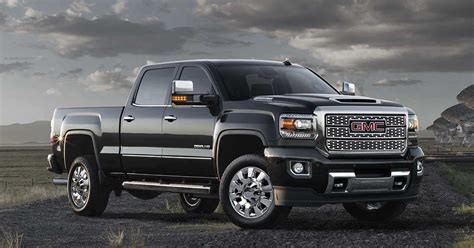 2018 Gmc Sierra 2500hd Design