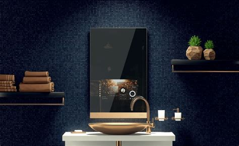 Home Mirror : Fred One-touch Smart Home Mirror » Gadget Flow