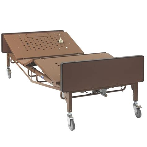medline bariatric electric bed hospital bed