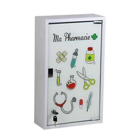 armoire 224 pharmacie blanc l 30 cm ma pharmacie leroy merlin