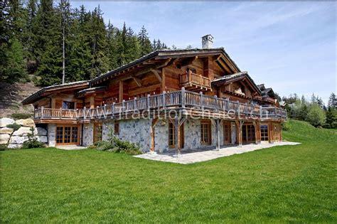 les granges de crehavouettaz chalet a luxueux chalet 224 vendre 224 crans montana suisse