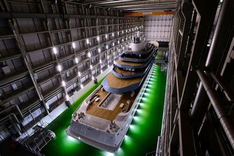 Jacht Te Koop Nederland by Splinternieuw Jacht Van Oceanco Te Koop Voor 275 Miljoen