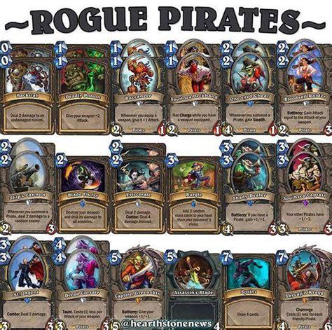 hearthstone rogue decks 2017