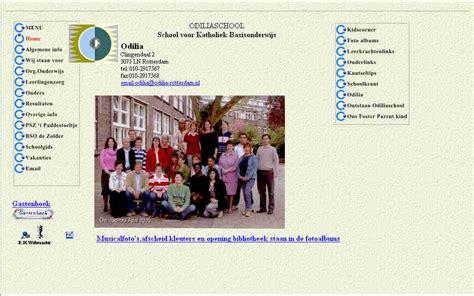Scholen In Rotterdam Zuid by Rotterdam