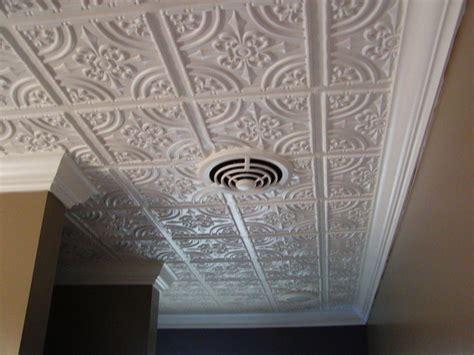 white matte pvc polystyrene decorative ceiling tiles