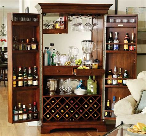 home bar and liquor cabinet home bar design