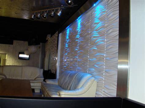 3d Wandpaneele  Wohnungsdesign  Wandverkleidung Dekor
