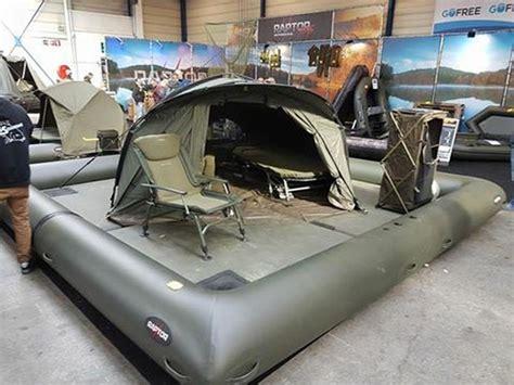 Inflatable Carp Fishing Boats by Raptorboats Raptor Fishing Platform Xl