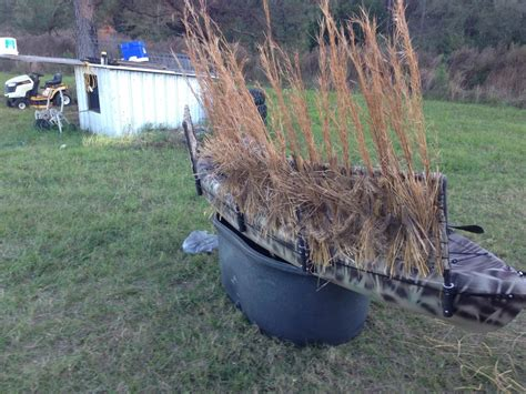 Duck Hunting Boat Build by Kayak Blind Build Waterfowl Hunting Dogs And Duck Calls
