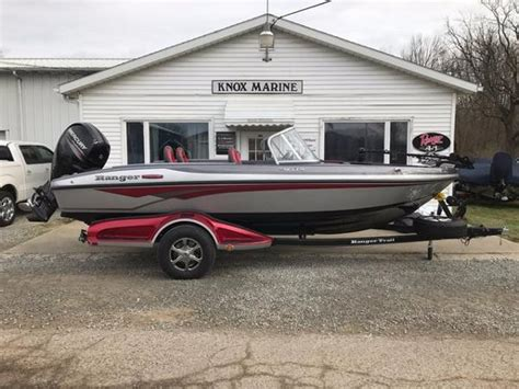 Used Ranger Boats For Sale In Ohio by Ranger New And Used Boats For Sale In Oh