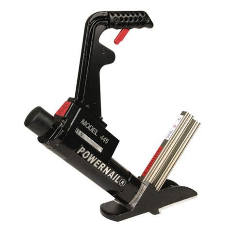 powernail 445 pneumatic hardwood flooring nailer