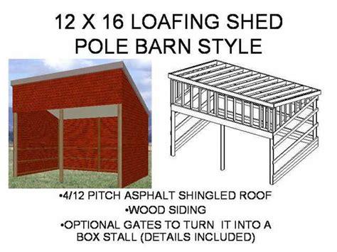 bench design more shed plans slant roof
