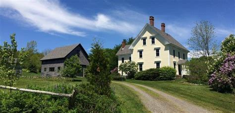 Maine Historic Homes Uncategorized Archives  Maine