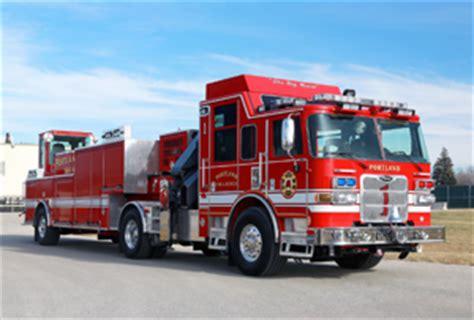 Tow Boat Jobs In Memphis Tn by Pierce Sends Heavy Duty Rescue Tiller Fire Appparatus To