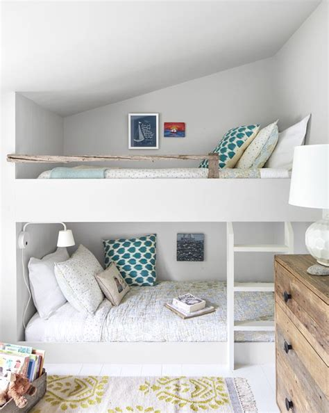 lits superpos 233 s chambre enfants bedroom chambre les barri 232 res de lit maison