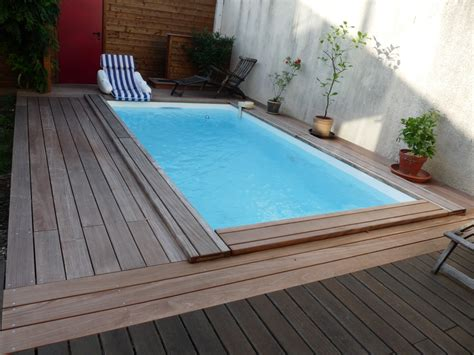 piscine semi enterr 233 e 10m2