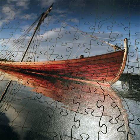 Schip Puzzel by Wooden Jigsaw Puzzles Made In America Eco Friendly