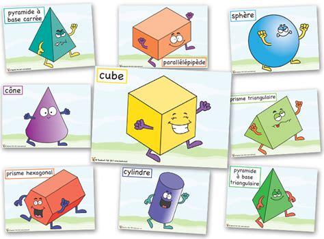 personnages pour apprendre les formes g 233 om 233 trie mesure cycle 2 3 pour