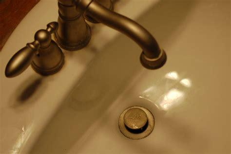 unclog bathroom sink bloggerluv