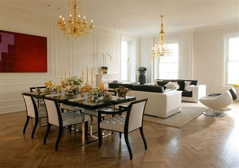 Creative Methods To Decorate A Living Roomdining Room