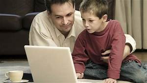 Father-son relationship may play important role in later ...