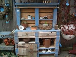 Küche Aus Paletten : gartentrend outdoor k chen ideen top ~ Markanthonyermac.com Haus und Dekorationen