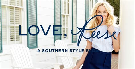 reese witherspoon lance sa marque de pr 234 t 224 porter livealike
