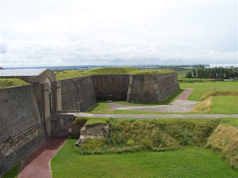 panoramio photo of la porte de boulogne et le bastion sud ouest du fort nieulay calais