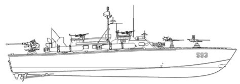 Pt Boat Full Speed by Original Pt Boat Construction
