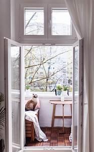 Kleine Wäschespinne Für Balkon : unser kleiner mini balkon tipps einrichten staufl che ~ Markanthonyermac.com Haus und Dekorationen
