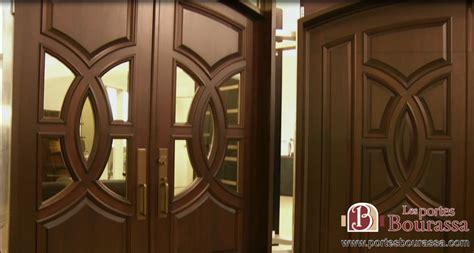 porte de bois sur mesure custom wood door les portes bourassa bourassa doors