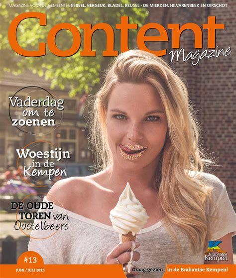 Schouw Reusel by Content Magazine Editie 13 By Content Magazine Issuu
