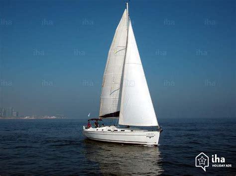 Zeilboot Foto by Boot Te Huur Aan De Aanlegsteiger In Barcelona Iha 13910