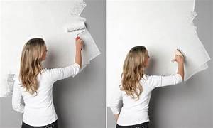 Welche Weiße Farbe Deckt Am Besten : wandgestaltung in wisch optik sch ner wohnen farbe sch ner wohnen ~ Markanthonyermac.com Haus und Dekorationen