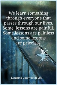 Latest Lessons Learned From Life Quotes Thenestofbooksreview