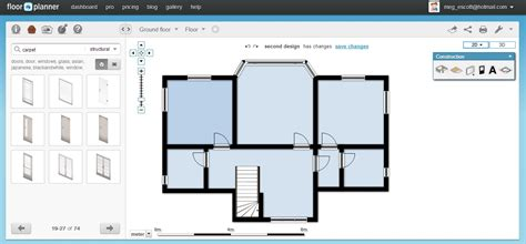 Floor Plan Furniture Planner  Homes Floor Plans