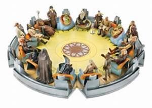 TRU Exclusive Star Wars Jedi Council Set #3