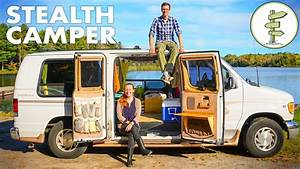 Van Life Tour - Solar Powered Off-Grid Camper Van on a ...