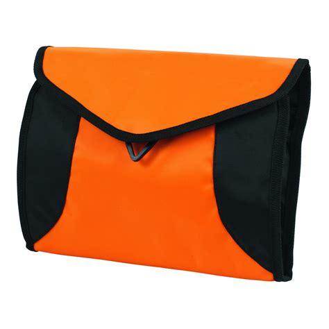 trousse de toilette avec crochet sport 1802719 orange