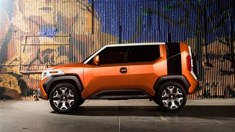 Is Toyota Prepping A Wrangler-fighting, Body-on-frame, Off